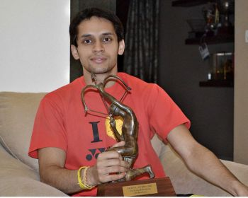 """My immediate target is to break into the top 10 by the year-end,"" says Parupalli Kashyap, who is ranked World No. 19."