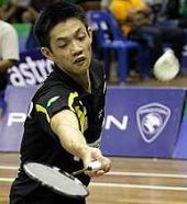 Lacking something: Liew Daren needs to be more aggressive like Lee Chong Wei.