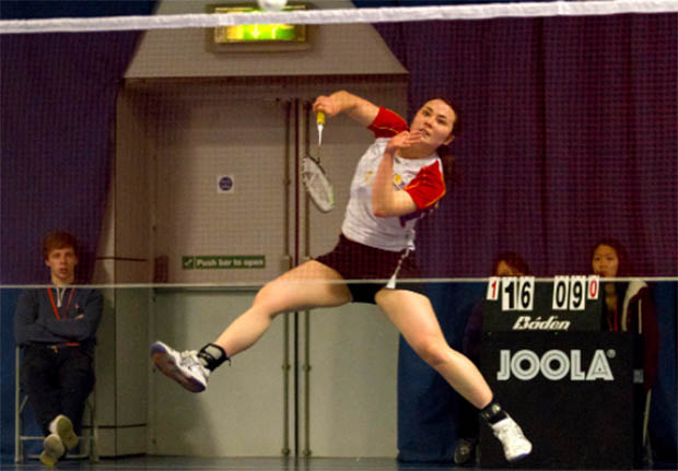 Alyssa Lim excited about England's National Badminton League (NBL)