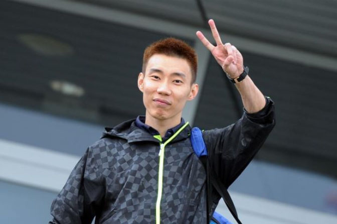 Lee Chong Wei to take a break after Denmark Open Superseries