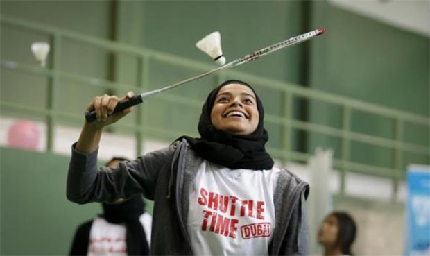 Shuttle Time Dubai Badminton Open starts on Friday