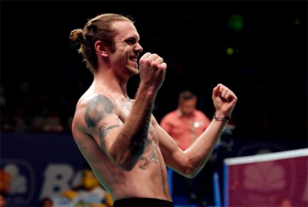 Denmark Open: Jan Jorgensen gets a walkover as Lin Dan withdraws