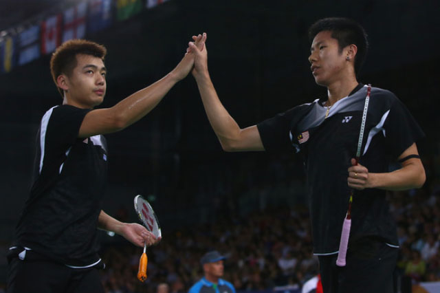 Goh V Shem-Tan Wee Kiong falter, Tommy Sugiarto advance at French Open