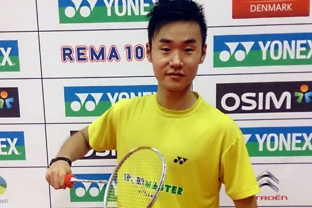 Kim Bruun won the Danish national juniors twice, when he was 17 and 19. He was also a European Under-17 finalist in 2009, losing out to current world No. 21 Viktor Axelsen.