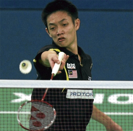 Liew Daren is currently ranked world No 28 and should cruise past the third round of the Taiwan Open.