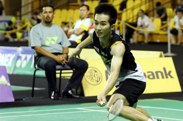 Chong Wei Feng's immediate focus would be on the Kuala Lumpur Open which begins on Wednesday.