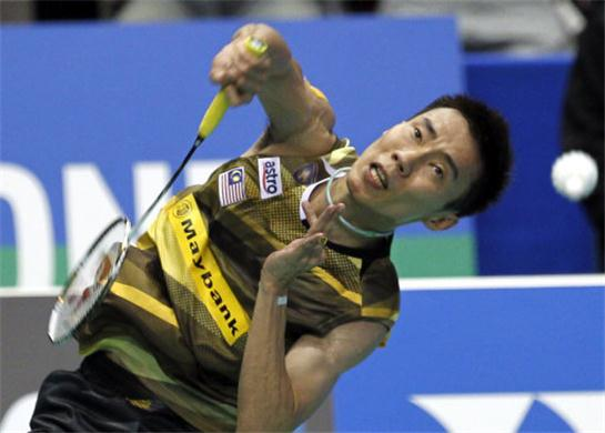 French Open Super Series: Lee Chong Wei tames Marc Zwiebler in the Men's Singles first round