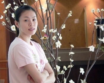 In the mood for marriage?: Wong Mew Choo tended her resignation as BJSS coach citing personal reasons.