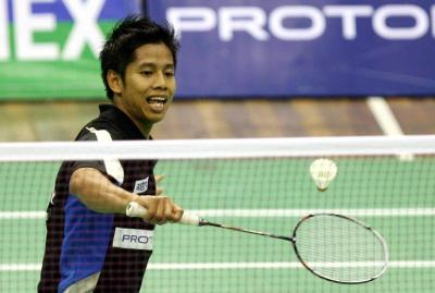 It's about time for Mohd Arif Abdul Latif to Shine
