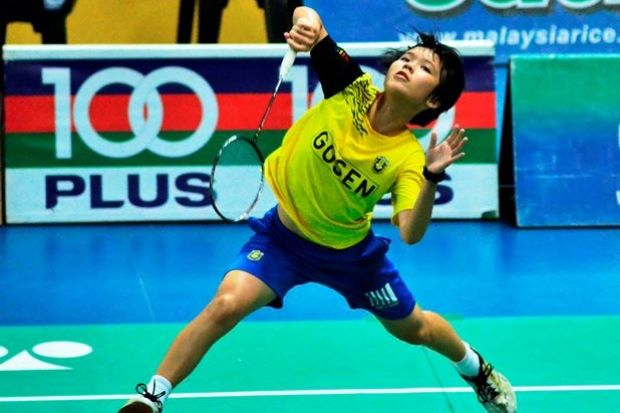 Goh Jin Wei needs to be nurtured and not stressed with a lot of expectations. Penang team manager Tony Tan says she needs to be treated with kid gloves.