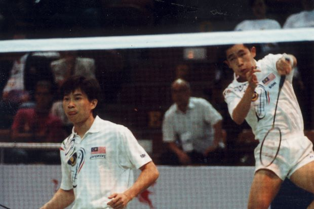 Would former national chief coach Yap Kim Hock (right) or ex-doubles chief coach Cheah Soon Kit return to BAM to fill the void left by Paulus' abrupt resignation?