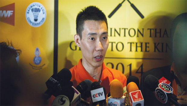 Lee Chong Wei vows to stays strong as he awaits BWF hearing