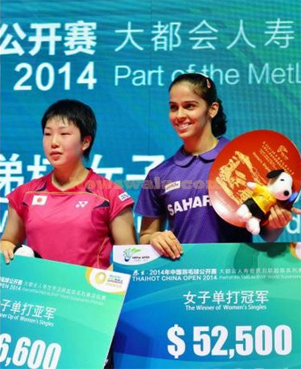 Coach change the right move for Saina Nehwal