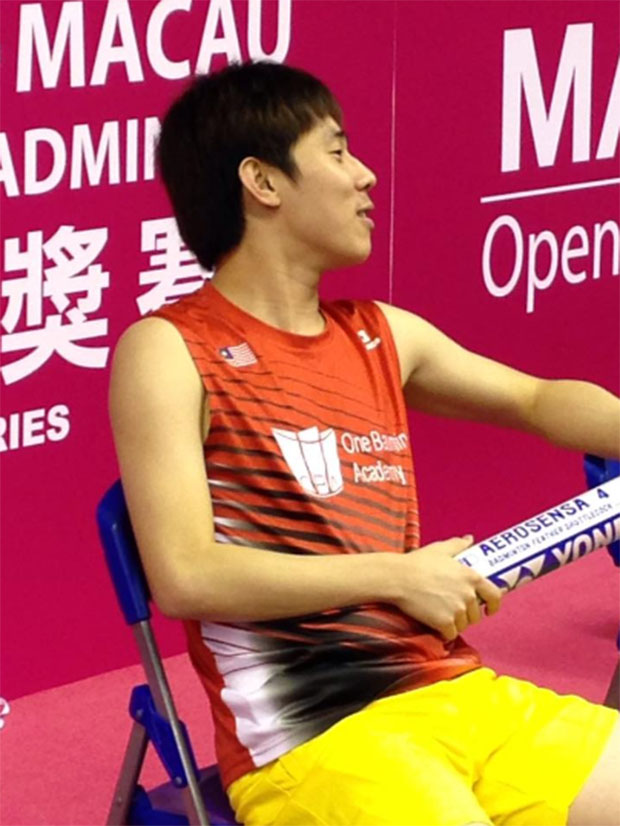 Teck Zhi, Zulfadli, Arif advance at Macau Open