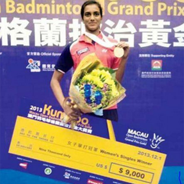 Macau Grand Prix Gold: Zulfadli, Sindhu in last 16