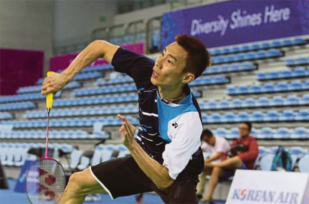 Lee Chong Wei temporarily suspended