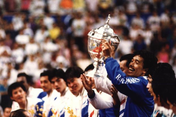 Years gone by. Will Malaysia be able to win the Thomas Cup again in the near future after our last triumph in 1992, considering the players we have in the national team at the moment?