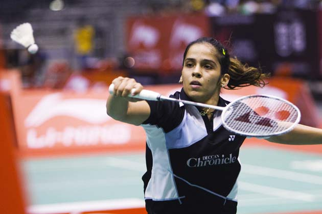 Nehwal beat Tsz Ka Chan to move into the second round of the Yonex Sunrise Hong Kong Open.