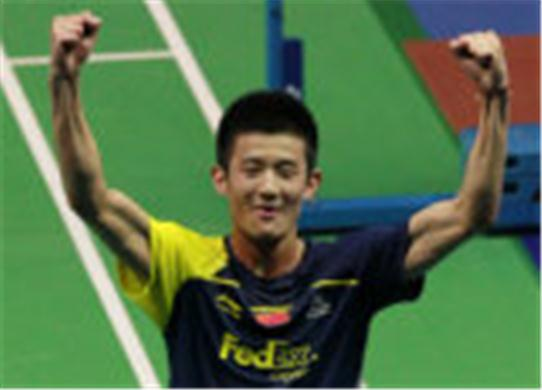 China Open Premier Super Series: Chen Long ends winning run of Simon Santoso in semi-final battle