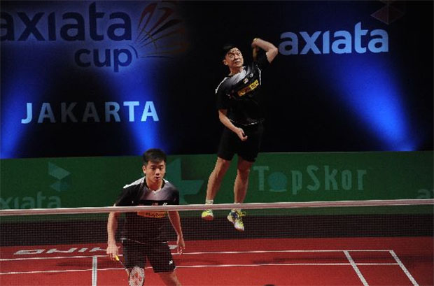 Axiata Cup: Malaysia vs Indonesia in semi-final