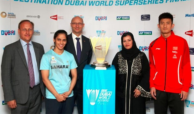 Chen Long, Saina Nehwal ready to rock at Dubai World Superseries Finals