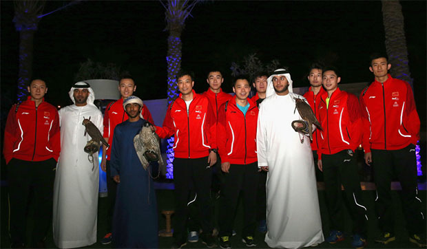 Chen Long, K. Srikanth book Dubai semi-final berths