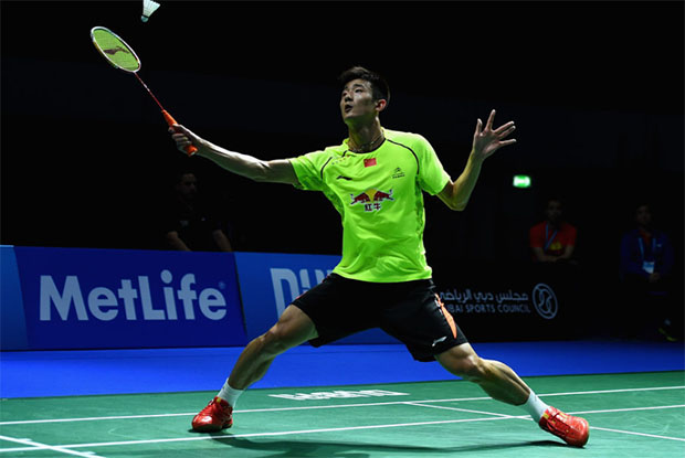 K. Srikanth & Chen Long on Dubai Superseries semi-final collision course