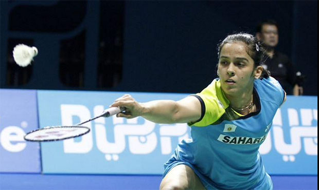 Saina Nehwal to play Tai Tzu Ying in semis of Dubai Superseries Finals