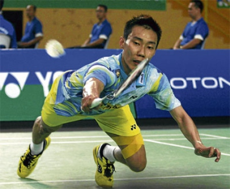 Lee Chong Wei says he is not fully prepared for the tournament.  Read more: Forced to go - Badminton - New Straits Times http://www.nst.com.my/sports/badminton/forced-to-go-1.181957#ixzz2EP0i3zfo
