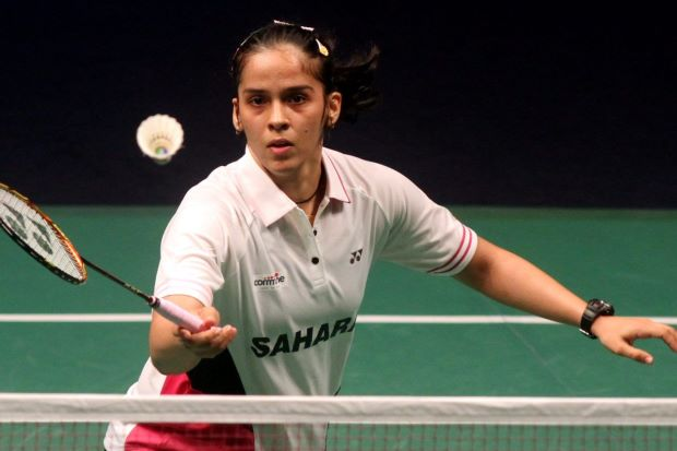 Saina Nehwal in a file photo. After a year of not winning any titles and a dip in form, she is hoping to start winning again.