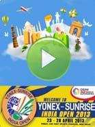 2013 India Open - Badminton Videos