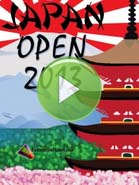 2013 Japan Open - Badminton Videos