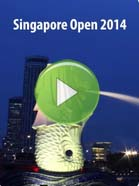 2014 Singapore Open - Badminton Videos