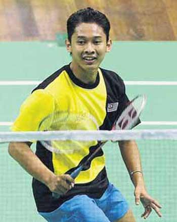 Razif will make his world meet debut in Hyderabad