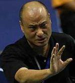 South Korea's coach --- Li Mao