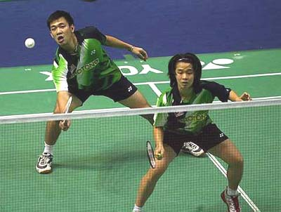 Together again: Koo Kien Keat and Wong Pei Tty will renew their partnership in the Denmark Open this month