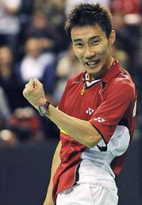 Chong Wei: The world No. 1 will open his Korean Open campaign against Andrew Smith of England