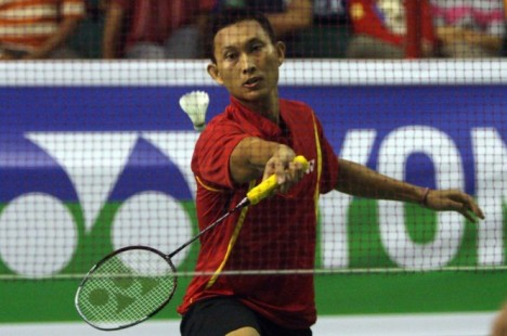 A lot will ride on the shoulders of Sony Dwi Kuncoro when he competes in the Thomas Cup Asian qualifiers later this month.
