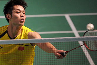 The Chinese player took a prolonged break after complaining of exhaustion and skipped this season's first two tournaments in South Korea and Malaysia.