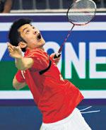 Lin Dan won Asian Badminton Championship