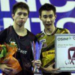 Lee Chong Wei Won French Open 2011