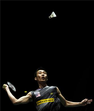 Road to olympic gold medal will not be easy for Chong Wei