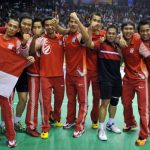 Hosts Indonesia kept the top spot in the Games