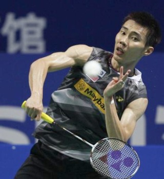 World No. 1 Lee Chong Wei got his Super Series Masters Finals campaign off to a winning start by downing Japan's Sho Sasaki 21-11, 18- 21, 21-12.