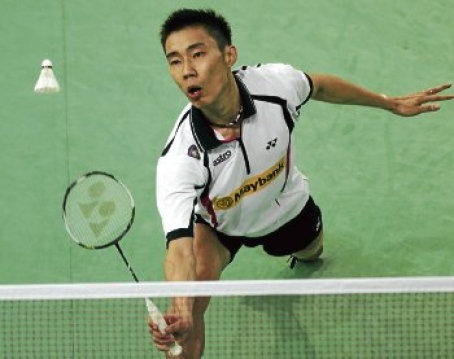 Lee Chong Wei beat Japan's Kazushi Yamada 21-8, 21-18 yesterday. Pic by Hasan Ismail Read more: Showdown off - Badminton - New Straits Times http://www.nst.com.my/sports/badminton/showdown-off-1.31789#ixzz1jL74laRj