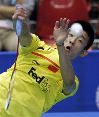 Chen Long punishes Ben Beckman in Men's Singles encounter at Thomas Cup Finals