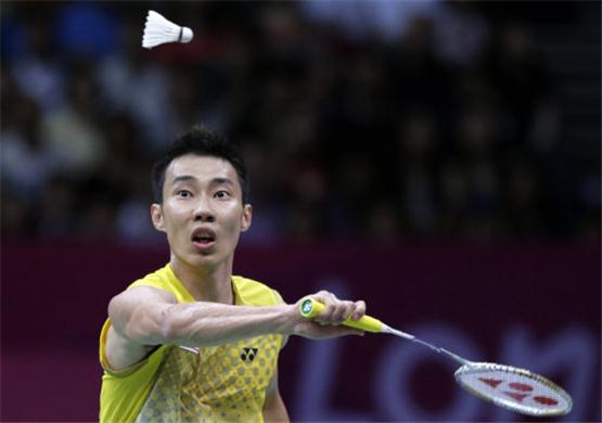 Lee Chong Wei has a big chance of winning the Japan Open