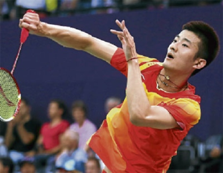 Chen Long beat Hu Yun 21-11, 21-13 to retain the China Masters Super Series singles title.