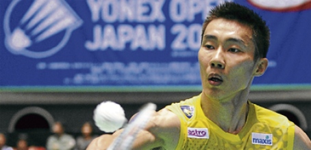 Lee Chong Wei beat Boonsak Ponsana of Thailand in the final of the Japan Open in Tokyo yesterday. Chong Wei won 21-18, 21-18