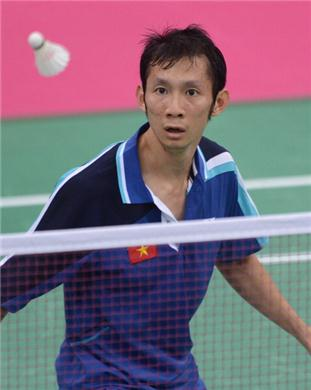 Chinese Taipei Open GP Gold 2012: Tien Minh Nguyen trounces Wong Wing Ki in quarter-final contest